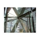 All Glass - Revolving Door, 3 or 4 Wing