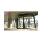 Straight Line Access - Two Revolving Doors