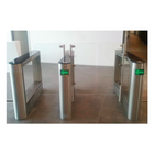1-Panel Lane - Optical Turnstiles - Economical