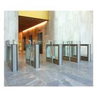 "Popular Optical Turnstile, 47"" Mid-Height Panels"