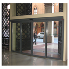 Sliding Door with Frame