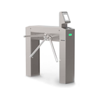 Stadium Turnstile with Ticket Validation