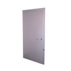 Single Steel Door, Access Controlled