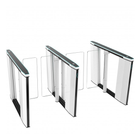 Thin Cabinet Optical Turnstiles, with Panels