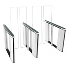 Thin Cabinet Turnstiles, with Tall Panels
