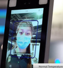 Facial Recognition - High Fever Alerts