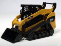 Norscot Caterpillar Multi-Terrain Loader with Work Tools 1:32 Scale 55168