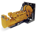 Diecast Masters Caterpillar 3516B Package Generator Set 1/25