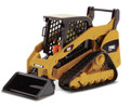 Diecast Masters Caterpillar 299C Compact Track Loader w/Work Tools 1/32 85226