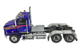 Diecast Masters Western Star 4700 SF Tandem Day Cab in Blue 1/50 71039