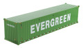 Diecast Masters Evergreen - 40' Dry Goods Shipping Container 1/50