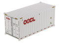 Diecast Masters OOCL - 20' Dry Goods Shipping Container 1/50