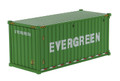 Diecast Masters EverGreen - 20' Dry Goods Shipping Container 1/50