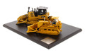 Diecast Masters CAT D7 Track-Type Tractor 1959 & D7E Tractor (Current) 1/50