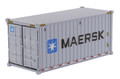 Diecast Masters Maersk - 20' Dry Goods Shipping Container 1/50 91025E
