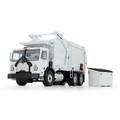 * Pre-Order* First Gear Peterbilt Model 520 w/ Wittke Front Loader & Trash Bin 1/34 10-4193