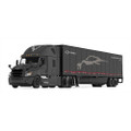 *Pre-Order* DCP Freightliner 2018 Cascadia High-Roof Sleeper with 53' Wabash DuraPlate Trailer with Skirts 60-0755