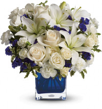 Sapphire Skies Bouquet  MAY5
