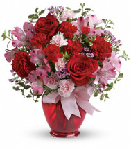 Blissfully Yours Bouquet  LOVE5