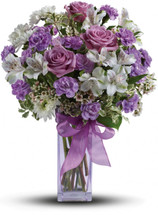 Lavender Laughter Bouquet