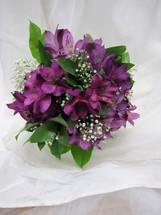 Lilac Alstromeria Bouquet