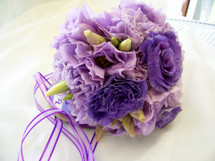 Lisianthus Bouquet