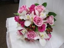Romantic Memory Brides Bouquet
