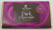 Lake Champlain Dark Chocolate Bar