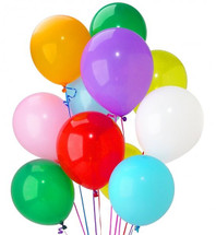 Chappell's Party Balloons Bouquet
