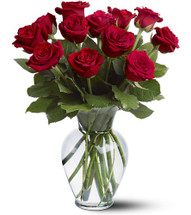 Mother's Day Dozen Red Roses   MAY6