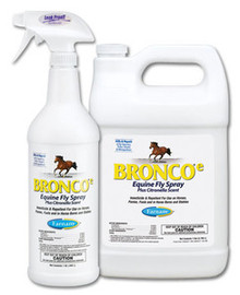 Bronco Fly Spray quart with sprayer