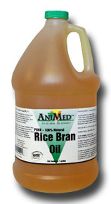 Rice Bran Oil gallon.