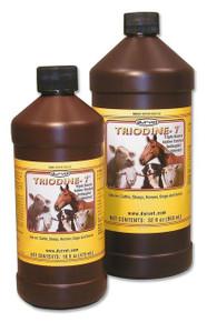 Iodine Strong 7% gallon. Triodine