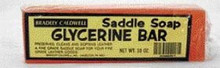Saddle Soap Glycerine Bar