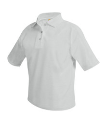 St. Peter's Polo Pique Band Short Sleeve