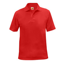 St. Peter's Polo Dri-fit Adult Short Sleeve