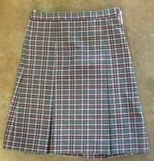 Skirt 2 Kick Pleat 43
