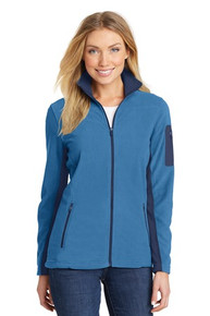 Port Authority® Ladies Summit Fleece Full-Zip Jacket
