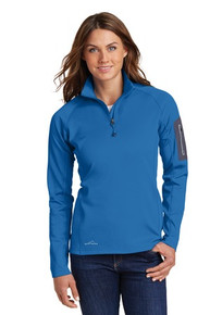 Eddie Bauer® Ladies 1/2-Zip Performance Fleece Jacket