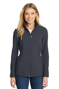 Port Authority® Ladies Cinch-Waist Soft Shell Jacket