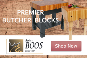 Shop premiew butcher blocks!