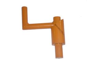 Tilt Trailer Latch Pin Assembly