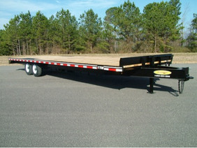 6-Ton Mini-Max Deckover Flatbed MP0618FE