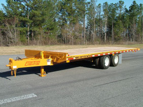 12-Ton Heavy Duty Dual-Tandem Tilt *Air Brakes* DP1225TA