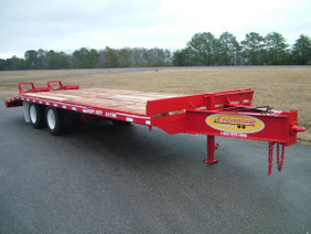 20-Ton Heavy Duty Dual-Tandem Dovetail *Air Brakes* DP2025DA