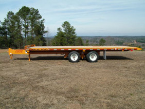 20-Ton Heavy Duty Dual-Tandem Tilt *Air Brakes* DP2025TA
