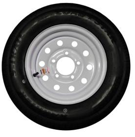 ST145 R12 Tire & Wheel Combo