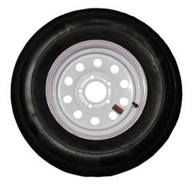 ST185 R13 Tire & Wheel Combo