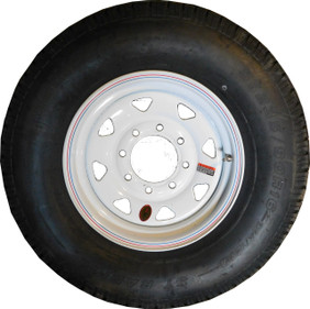 235/80/16 Tire and Wheel Combo - Single