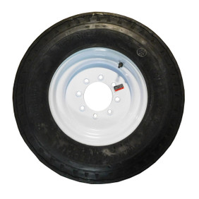 8-14.5 Tire and Wheel Combo - Single